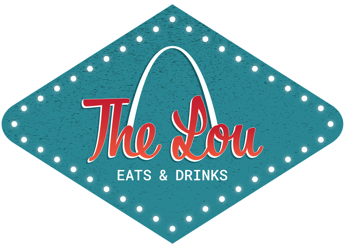 The Lou Eats & Drinks logo. Links to homepage.